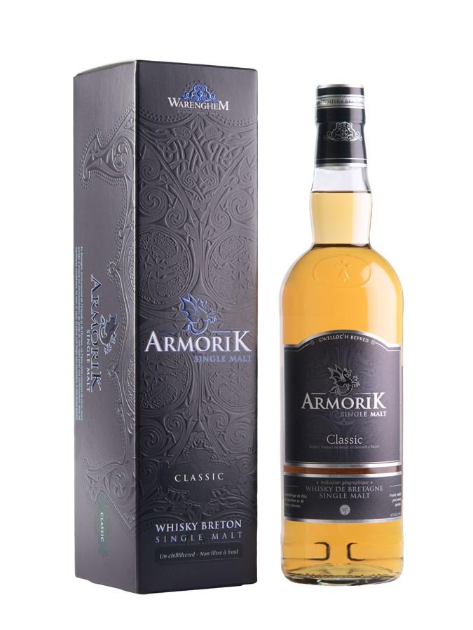 ARMORIK Classic 46% | Whisky Breton