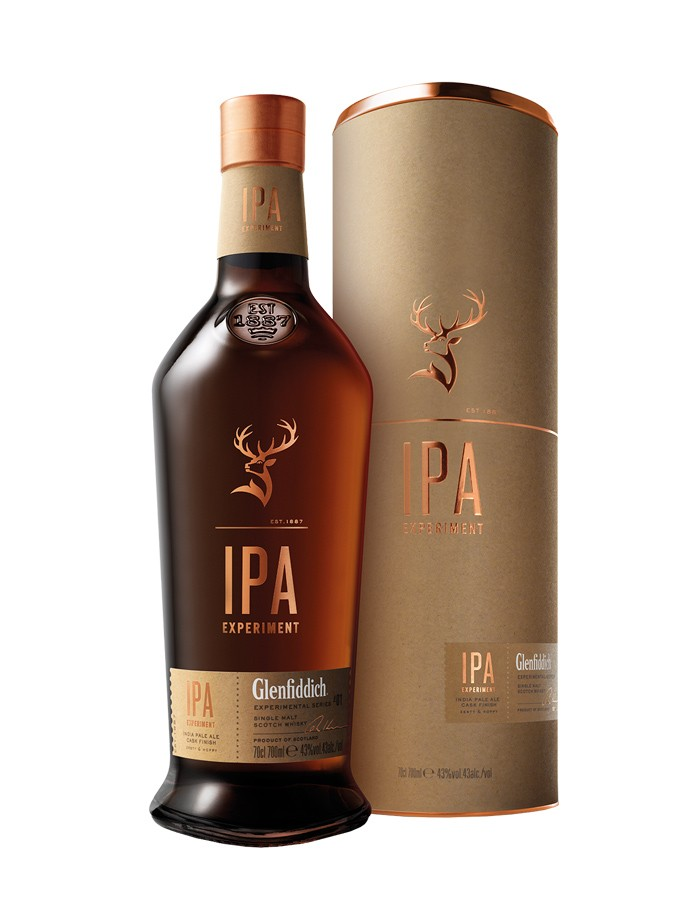 GLENFIDDICH IPA Cask Of 43% | Single Malt Whisky