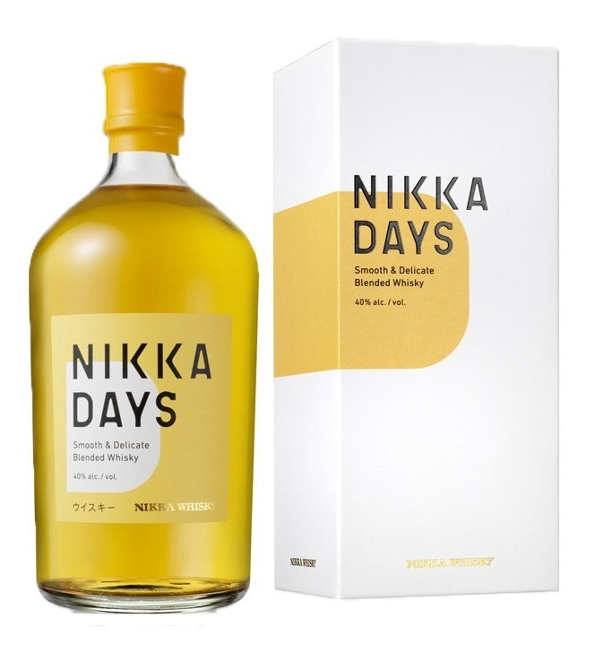 NIKKA Days 40% | Whisky Japonais