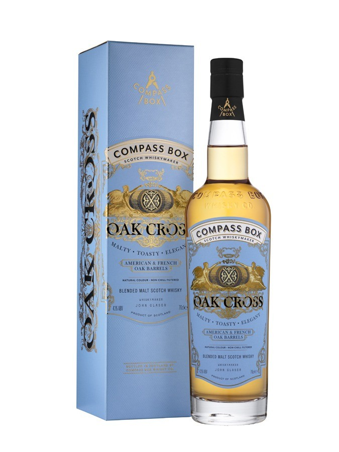 OAK CROSS 43%