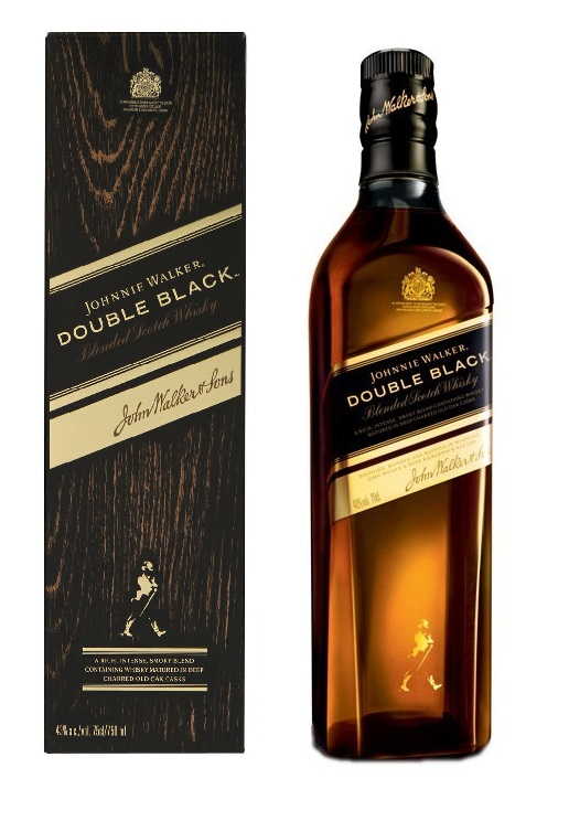JOHNNIE WALKER Double Black 40% | Blended Whisky
