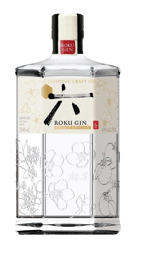 ROKU 43% | Gin Japonais