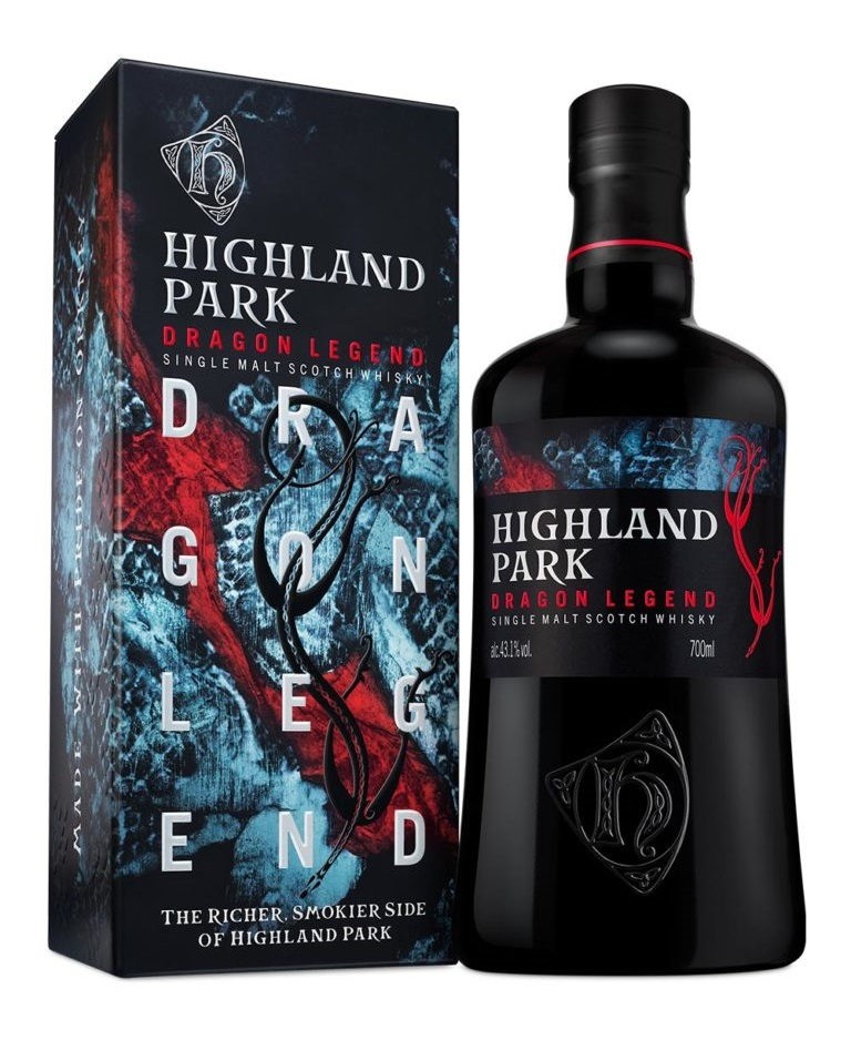 HIGHLAND PARK Dragon Legend 43,1% | Single Malt Whisky