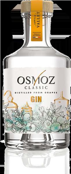 OSMOZ Classic Gin 43% | Gin Français