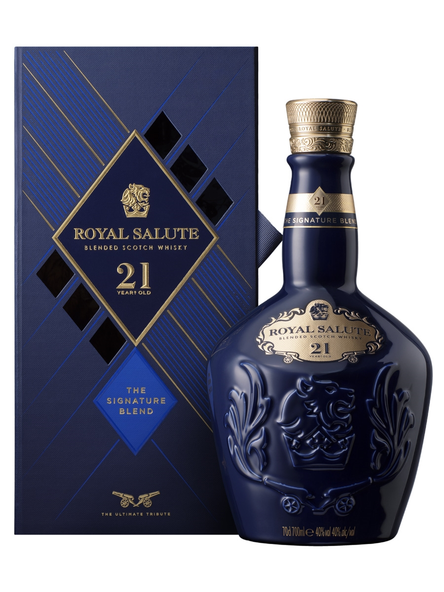 CHIVAS 21 ans Royal Salute 40% | Blended Whisky