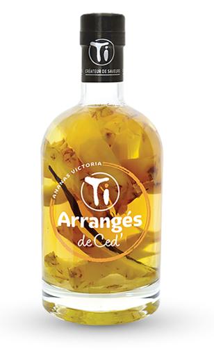 TI RHUMS DE CED Ananas Victoria 32% | Rhum Arrangé