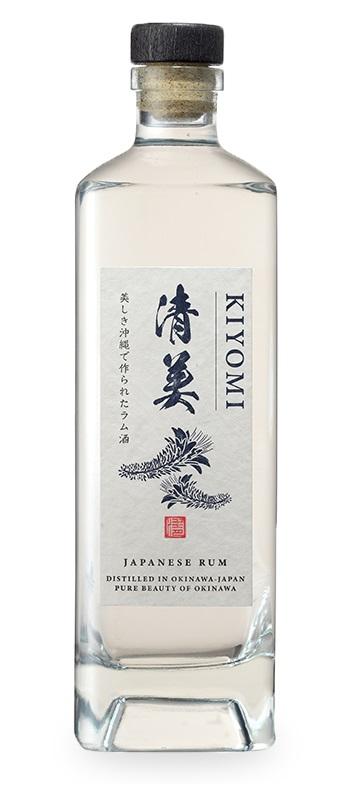 KIYOMI Rhum Japonais 40%