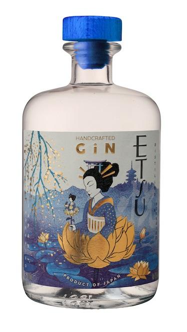 ETSU Gin Japonais 40%