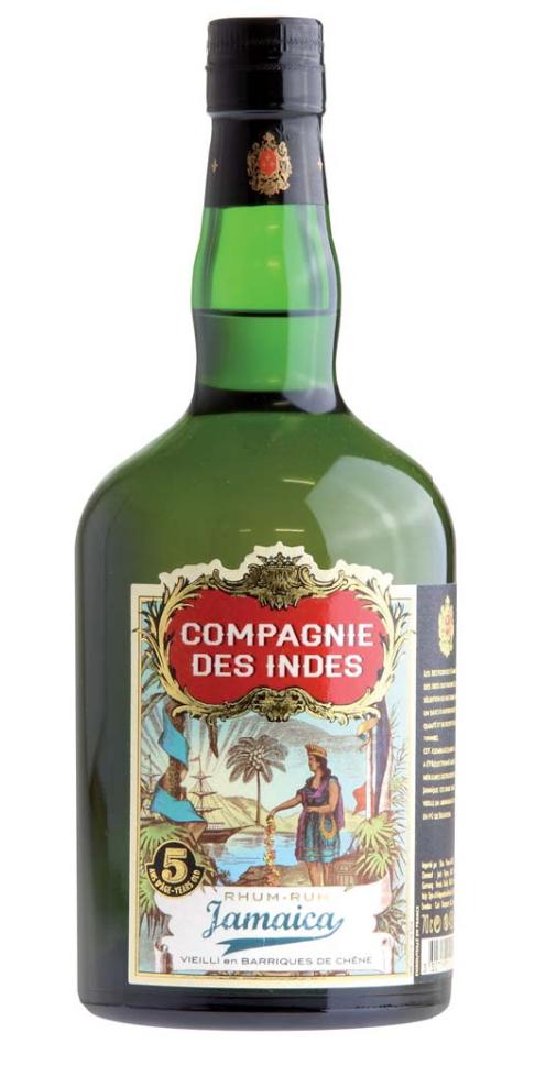 COMPAGNIE DES INDES Jamaica 43%