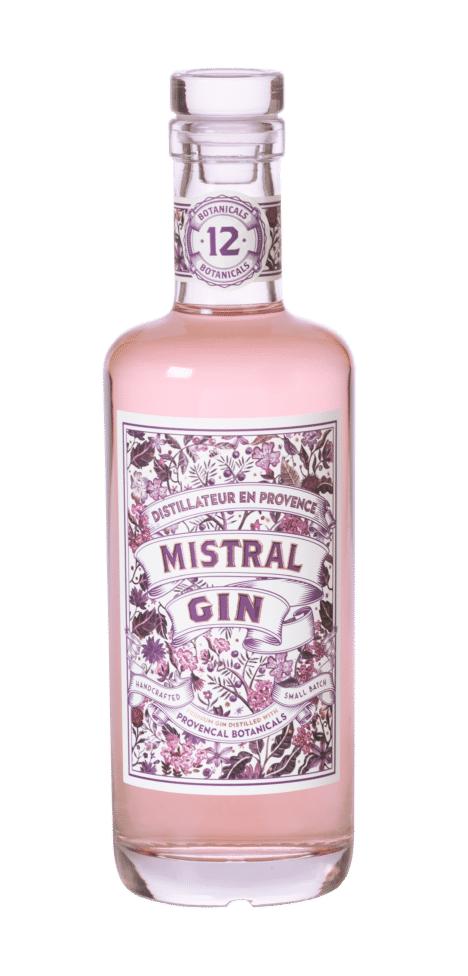 MISTRAL Gin Rosé 40%