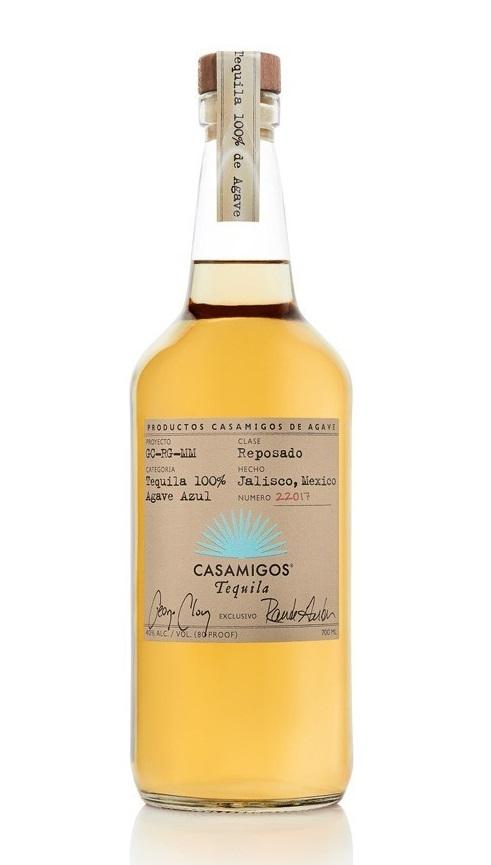CASAMIGOS Reposado 40% | Tequila Ambrée