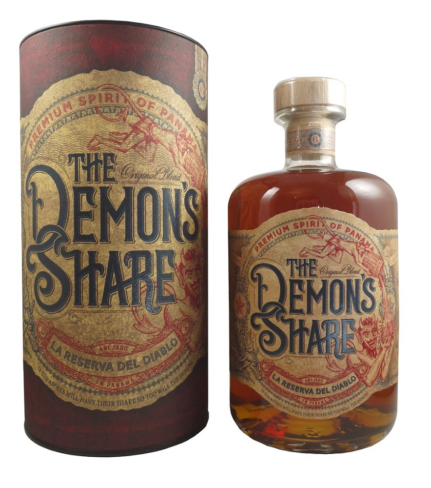 The DEMON\'S SHARE 40% | Rhum, Panama