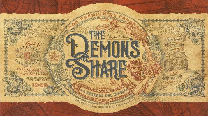 the demon's share rhum