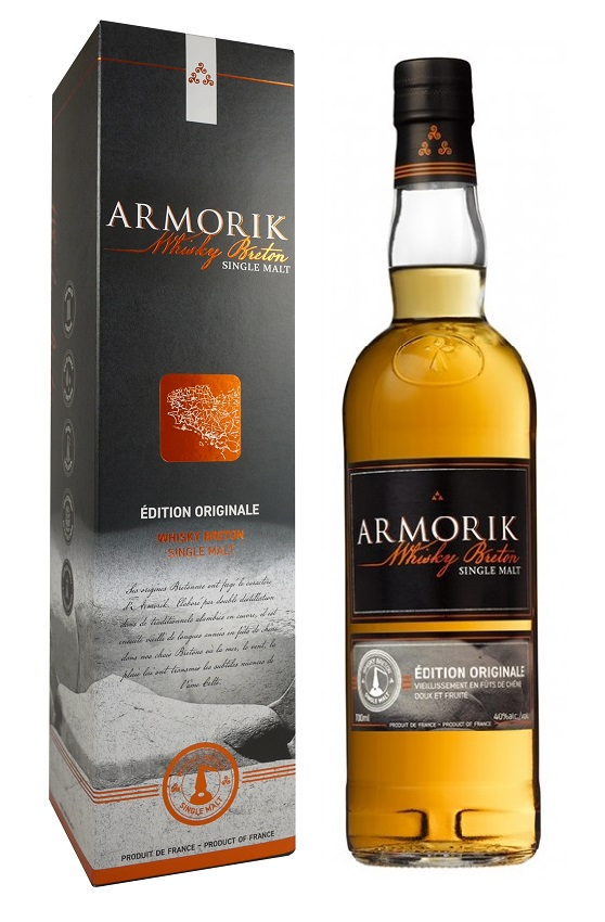 ARMORIK Single Malt 40 % | Whisky Breton