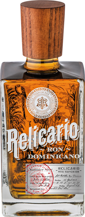 RON RELICARIO Superior 40% | Rhum Vieux Traditionnel