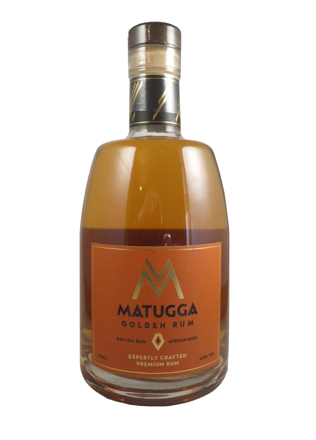 MATUGGA Golden Rum 42%