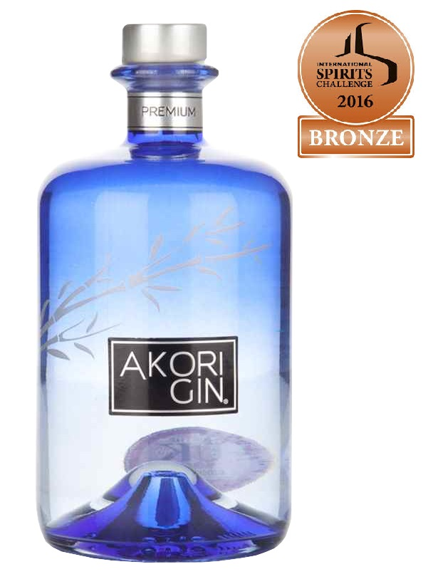 AKORI Premium 42% | Gin d\'inspiration japonaise