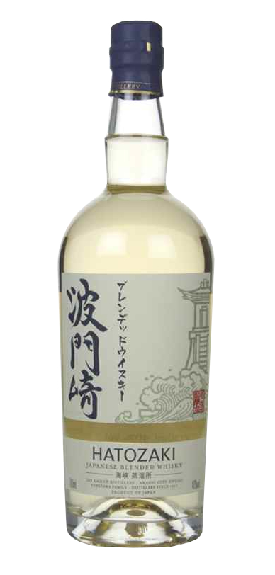 HATOZAKI Blended Whisky 40% | Whisky Japonais