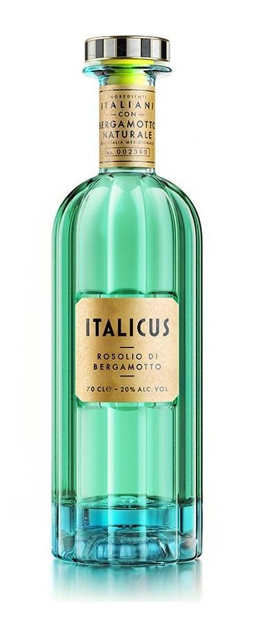ITALICUS Rosolio di Bergamotto 20% Liqueur Italienne