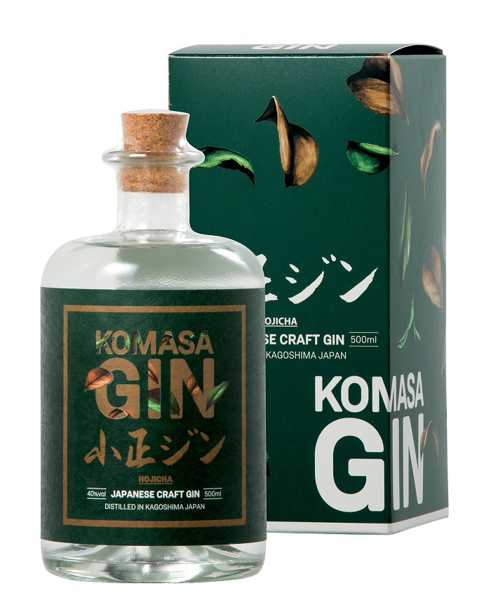 KOMASA Hojicha 40% | Gin Japonais