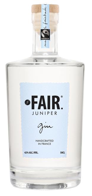 FAIR Juniper 42% | Gin Français