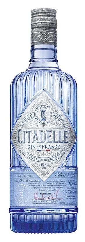 CITADELLE 44% | Gin Français