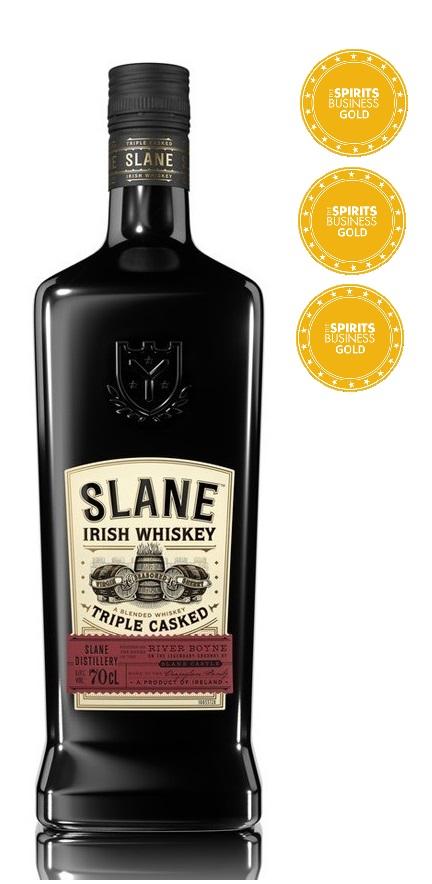 SLANE Triple Cask 40% | Whisky Irlandais