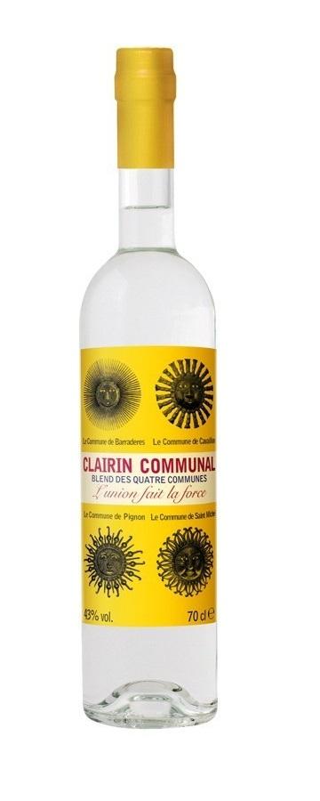 CLAIRIN Communal 43% | Rhum Haïtien