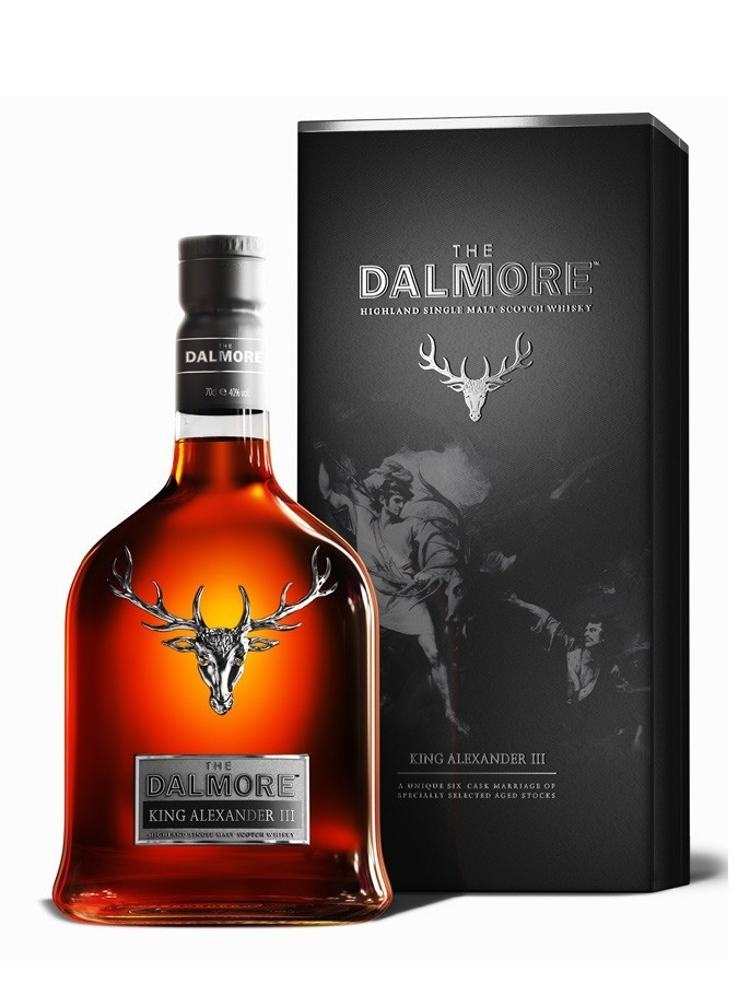 DALMORE King Alexander III 40% | Single Malt Whisky Écossais