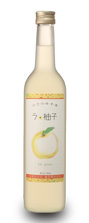 LA YUZU 14 % | Liqueur japonaise