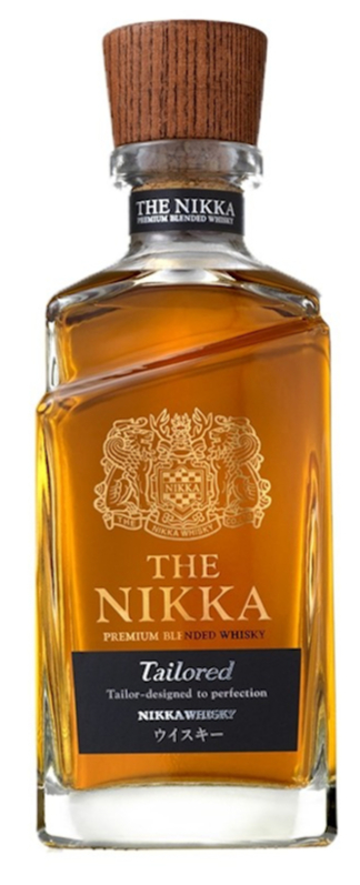 THE NIKKA Tailored 43 % | Premium Blended Whisky Japonais