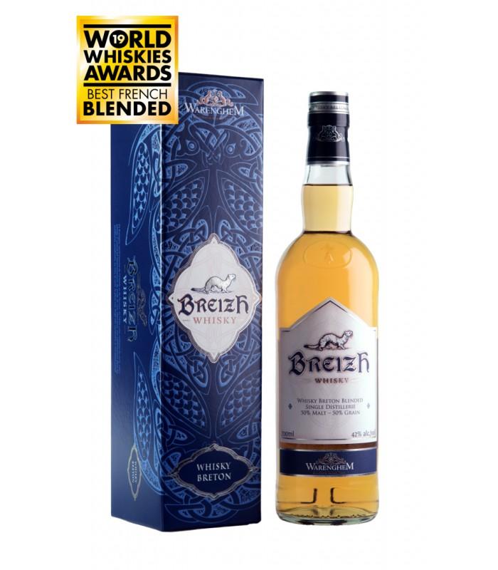 ARMORIK Breizh Whisky 42% | Whisky Breton