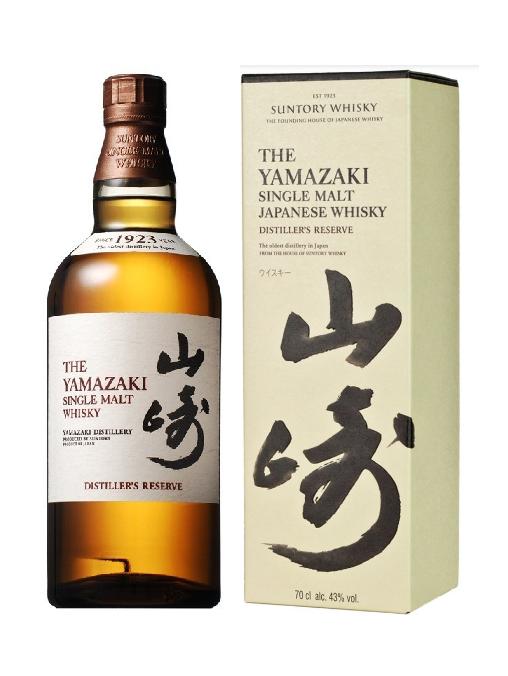 YAMAZAKI Distiller\'s Reserve 43% | Whisky Japonais