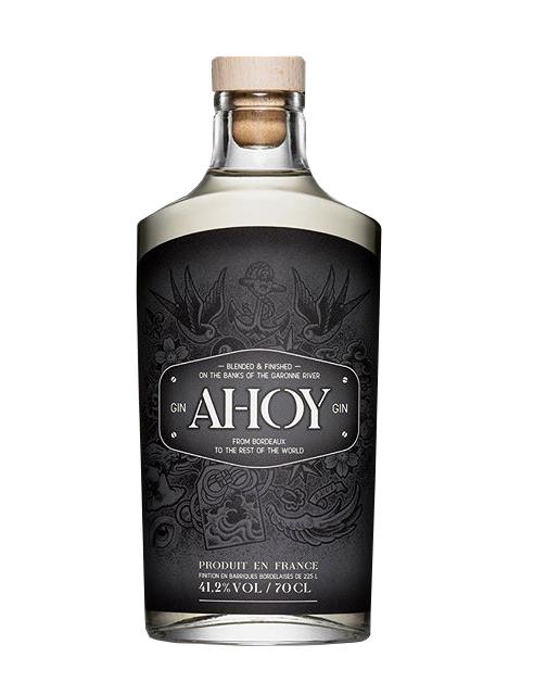 AHOY 41,2% | Gin Français