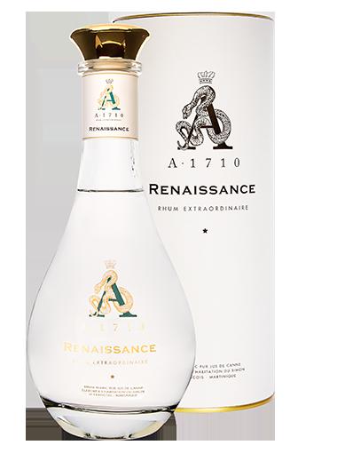A 1710 Renaissance 52% | Rhum Blanc de la Martinique