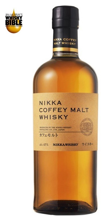 NIKKA Coffey Malt 45% | Whisky Japonais