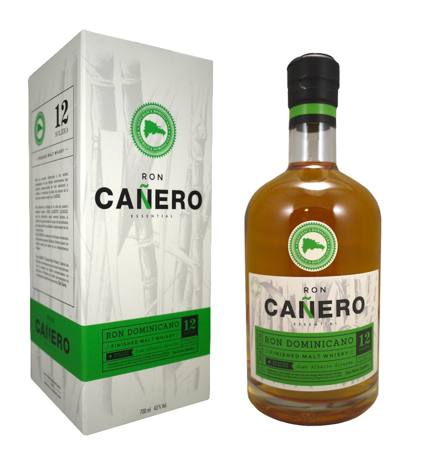 CAÑERO Finished Malt Whisky 43% | Rhum Traditionnel de la République Dominicaine