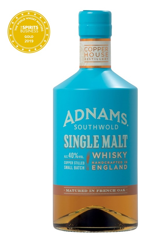 ADNAMS Single Malt Whisky 40% | Whisky Anglais