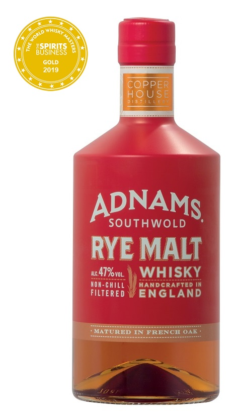 ADNAMS Rye Malt 47% | Whisky Anglais