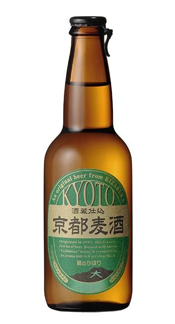 KYOTO BEER Flavor of Sake Brewery 4% | Pack 12 bouteilles | Bière Japonaise