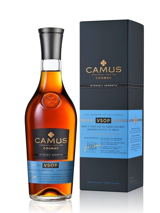CAMUS VSOP Intensely Aromatic 40% | Cognac