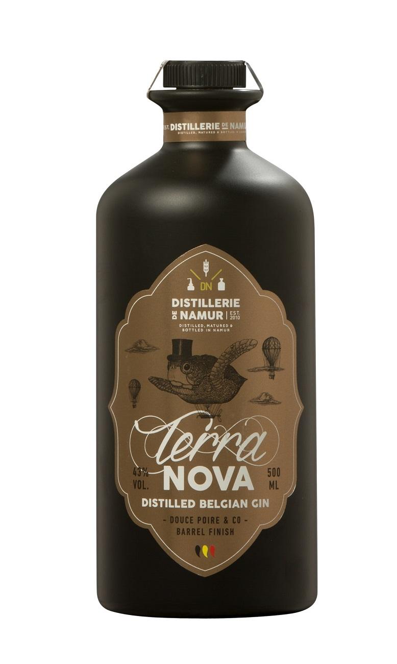 TERRA NOVA Douce Poire Finish 43% | Gin Belge