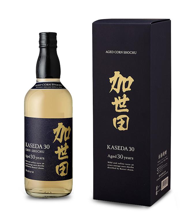 KASEDA 30 ans | Shochu japonais de Maïs