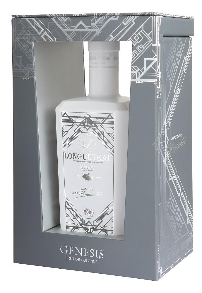 LONGUETEAU Genesis Blanc 72% Batch N°2 | Rhum Blanc de la Guadeloupe