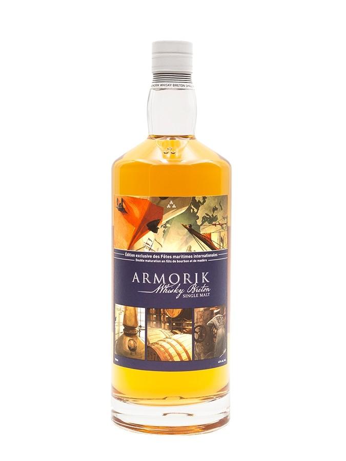 ARMORIK Brest 2020 46% | Whisky Breton