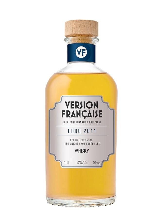 EDDU 2011 Version Française 48% | Whisky Breton