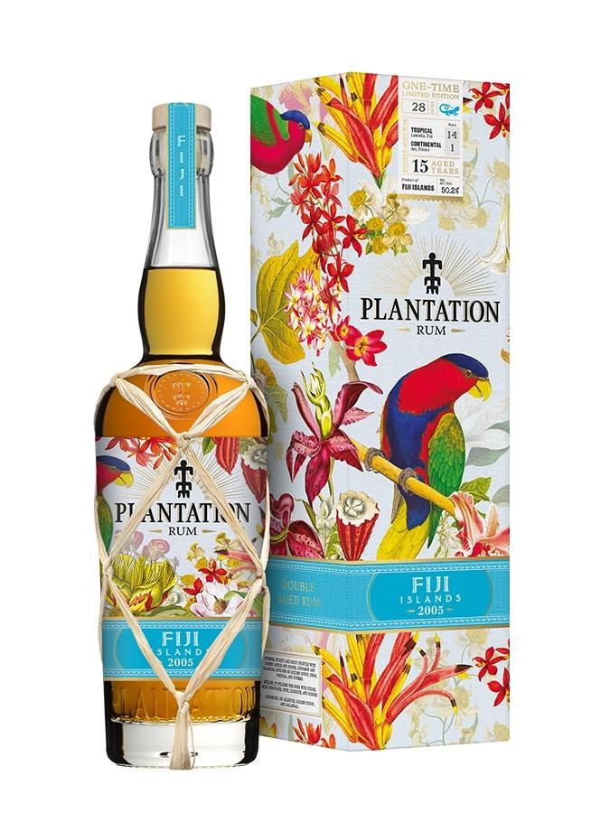 PLANTATION RUM 2005 Fiji 50,2% | Rhum Traditionnel des Fiji