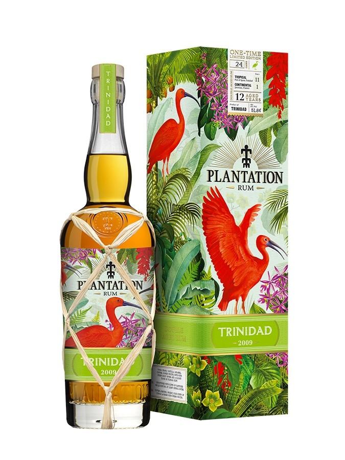 PLANTATION RUM 2009 Trinidad 51,8% | Rhum Traditionnel de la Trinidad