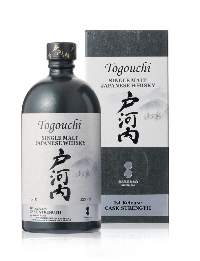 TOGOUCHI 1st Release Single Malt 52% | Whisky Japonais