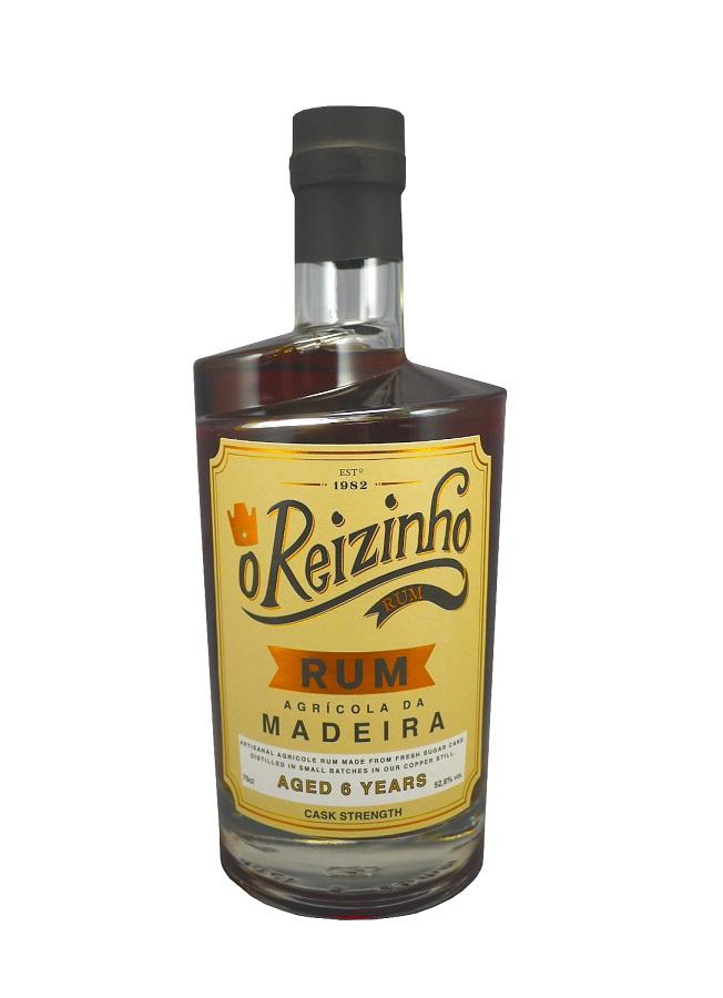 O REIZINHO 6 ans Madeira Cask 52,6% | Rhum Agricole de Madère (Portugal)